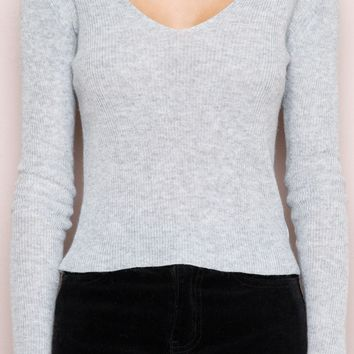 CASEY KNIT TOP