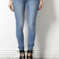 Flying Monkey Light Denim Skinny