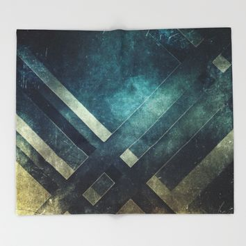 Dreaming in levels Throw Blanket by Kardiak | Society6