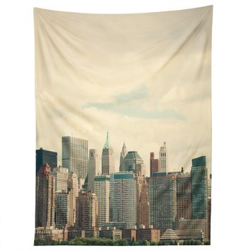 Catherine McDonald Lower Manhattan NYC Tapestry