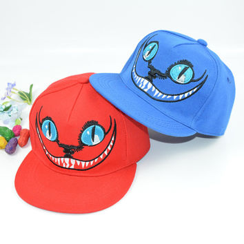 Summer Children Baseball Cap Korean Cartoons Style Outdoors Hats [4989707076]