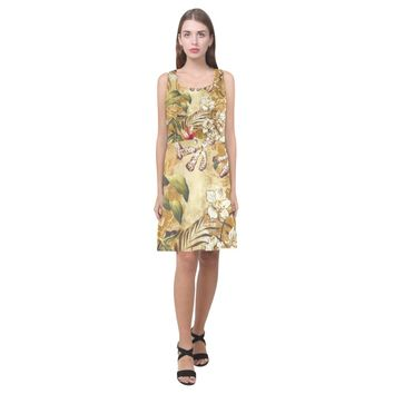 Floral casual sundress