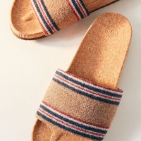 UO Pacey Sweater Pool Slide | Urban Outfitters