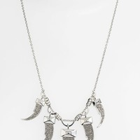 Rebecca Minkoff Frontal Necklace