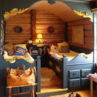 For the Home / The Tumtum Tree: Kids rooms for small houses 10