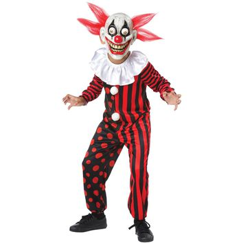 Googly Eye Clown Child Large
