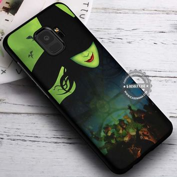 Green Faced Lady Witch Wicked Musical iPhone X 8 7 Plus 6s Cases Samsung Galaxy S9 S8 Plus S7 edge NOTE 8 Covers #SamsungS9 #iphoneX