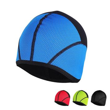 2018 NEW Winter Windproof Hiking Caps Warm  Thermal Fleeced Helmet Liner Beanie Cap Hat for Outdoor Sport Running Cycling Skiing