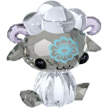 Swarovski Color Crystal Figurine ZODIAC ME ME THE SHEEP #5004521