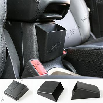 Center Console Armrest Storage Box Holder - For Jeep Renegade 2011-2015