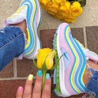 Nike Air Max 97 Rainbow Sneakers
