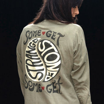 SOME GET STONED ~ SOME GET STRANGE JACKET - Sugarhigh Lovestoned