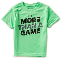 Under Armour Little Boys 2T-7 Short-Sleeve More Than A Game Tee | Dillards