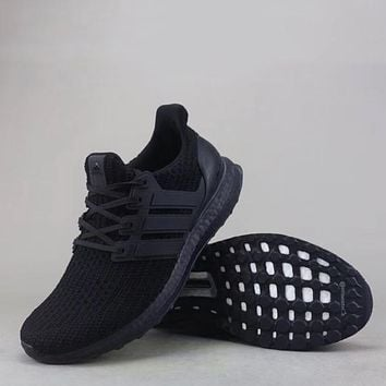 Trendsetter Adidas Ultra Boost 4.0 Women Men Fashion Casual  Sneakers Sport Shoes