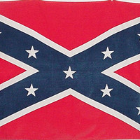Confederate - Rebel Flag Adult 30 x 60 inch Beach Towel