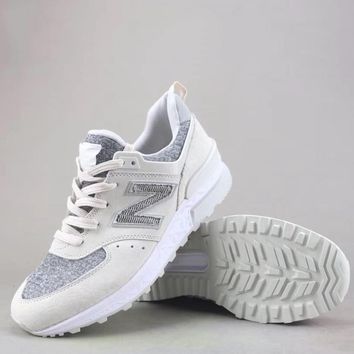 New Balance 574 Women Men Fashion Casual Sneakers Sport Shoes