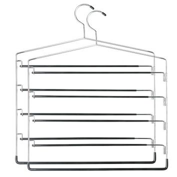 5- Tier Pant Hangers, Set of 2