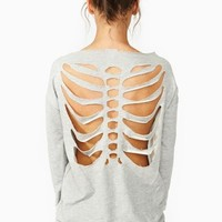 X Ray Sweatshirt