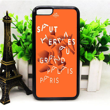 Hermes Paris Art iPhone 6 | 6 Plus | 6S | 6S Plus Cases haricase.com