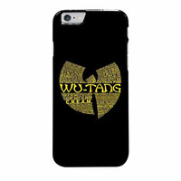 wutang clan case for iphone 6 plus 6s plus