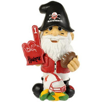 Nebraska Cornhuskers NCAA Garden Gnome 11 Thematic  (Second Edition)