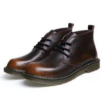new Men British style ankle boots size 789