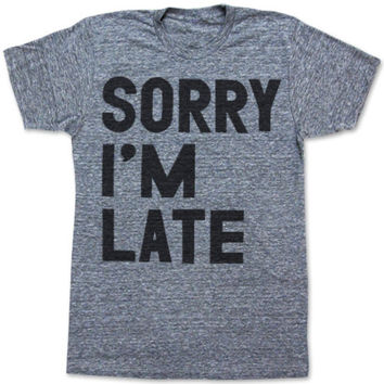 SORRY BUT NOT T-SHIRT