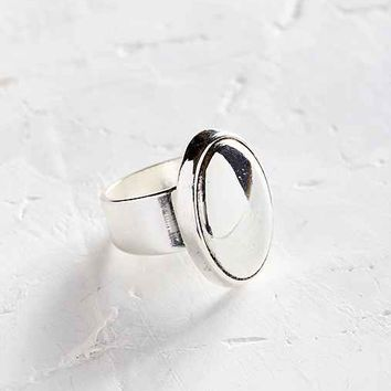 Cait Silver Statement Ring