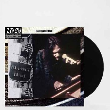 Neil Young - Live At Massey Hall 2XLP