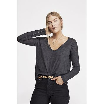 Sienna Long Sleeve Black