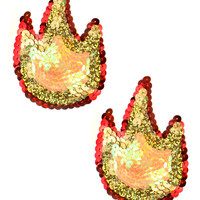 FLAME PASTIES