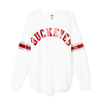 The Ohio State University Limited Edition Varsity Crew - PINK - Victoria's Secret