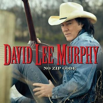 No Zip Code - David Lee Murphy, CD