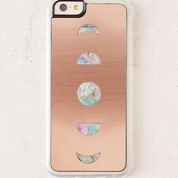 Zero Gravity Rose Gold Moonlight iPhone 6/6s Case - Urban Outfitters
