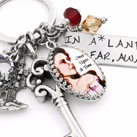 Once Upon a Time Key Chain