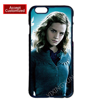 Hermione Harry Potter Cover Case for LG iPhone 4S 5S 5C 6 6S 7 Plus iPod 5 6 Samsung S3 S4 S5 Mini S6 S7 Edge Plus Note 2 3 4 5