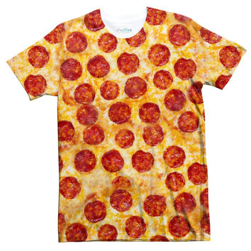 Pizza Sublimated T-Shirt