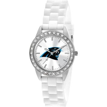 Game Time NFL Women's Carolina Panthers Frost Series Watch
