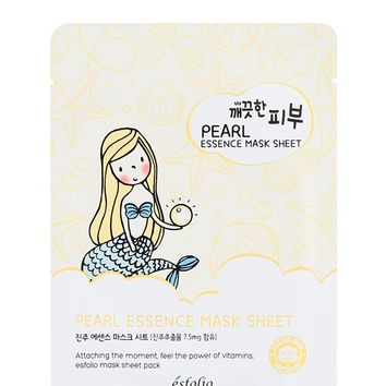 Pearl Essence Sheet Face Mask