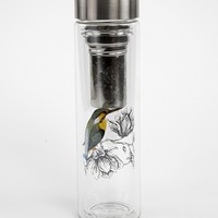 FlowTea Charme Glass Tumbler with Infuser | Harney & Sons Fine Teas