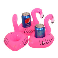 Flamingo Cup Holder Inflatables