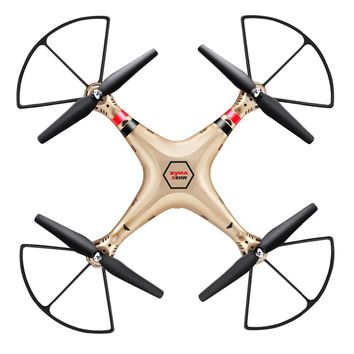 SYMA Professional UAV X8HW 2.4G 4CH Kid Children Adult Toys RC Helicopter Drones With 1080P HD Camera Remote Control Quadcopter