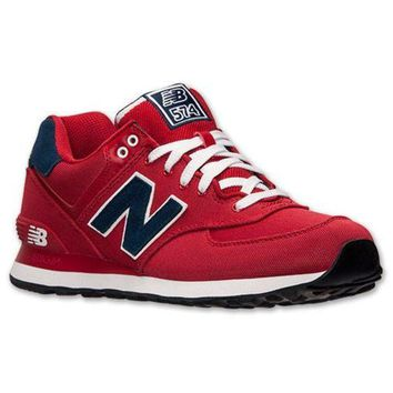 ONETOW men s new balance 574 pique polo casual shoes