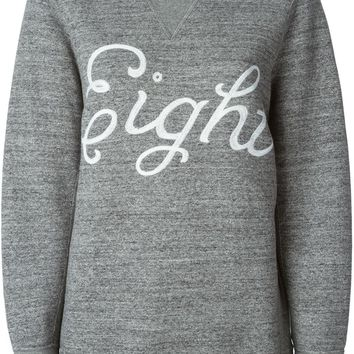 Rag & Bone embroidered sweatshirt