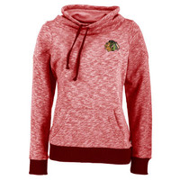 Chicago Blackhawks NHL Women's Swift Pullover Hoodie