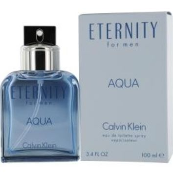 Eternity Aqua By Calvin Klein Deodorant Stick 2.5 Oz