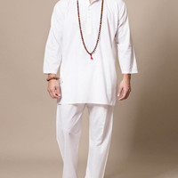 Unisex Kurta Pant Set - Men