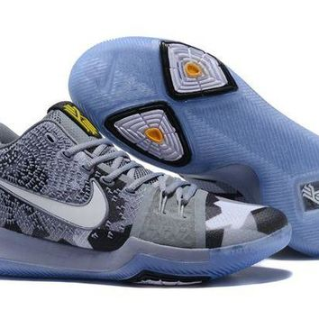 DCCK Nike Kyrie Irving 3 'Classic Game' Sport Shoes US7-12