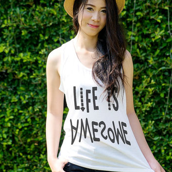 Tank Top Tumblr T Shirt Quote Tank Tops Hipster Clothing Cute Outfits