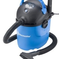 Vacmaster VP205 Portable Wet/Dry Vacuum, 2.5 Gallon, 2.0 Peak HP Motor